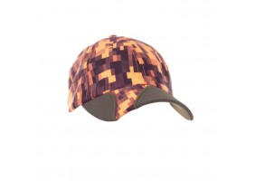 Casquette Recon Camo Orange Deerhunter
