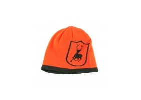 Bonnet polaire réversible Orange Secu Deerhunter