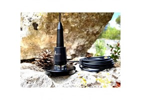 Antenne de toit Supra flex Black édition