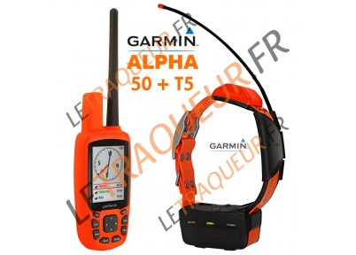 Pack GARMIN ALPHA 100 avec collier T5
