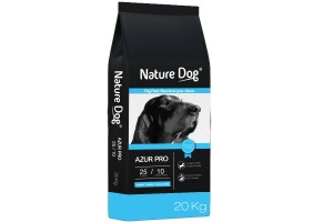 Croquettes Azur Pro 25/10 Nature Dog