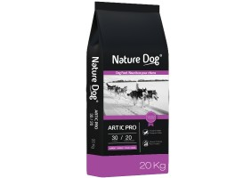 Croquettes Artic Pro 30/20 Nature Dog