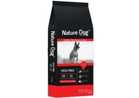 Croquettes Dog Pro 28/18 Nature Dog