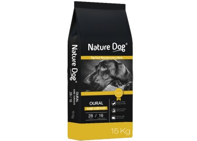 NATURE DOG Oural Pro 15 Kgs 28/16