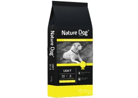 NATURE DOG LIGHT 15 KGS