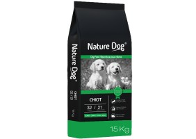 NATURE DOG CHIOT 15 Kgs