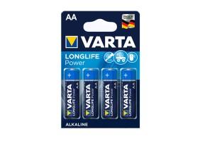 Piles Varta LR6 AA Alkaline 1,5v