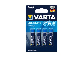 Piles alcaline Varta LR03 AAA Alkaline