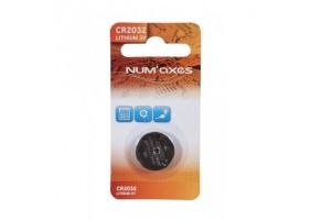 Pile lithium CR2032 3 volts Num'Axes