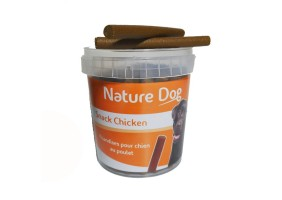 Friandises Snacks Chicken Nature Dog