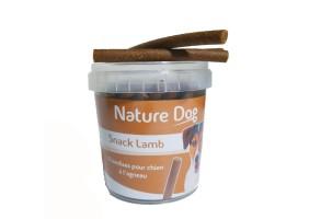 Friandises Snacks Lamb Nature Dog